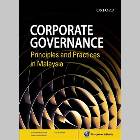 Corporate Governance: Principles and Practices in Malaysia (ISBN: 9789834728175)