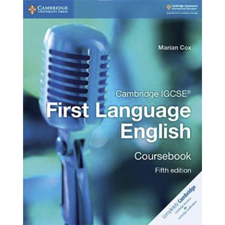 Cambridge IGCSE First Language English Coursebook (ISBN: 9781108438889)