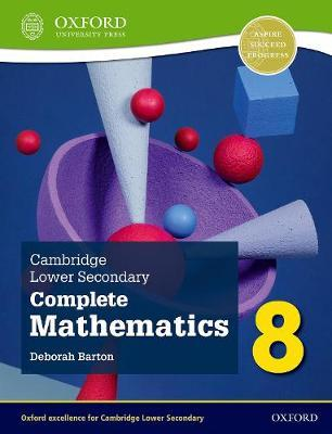COMPLETE MATHEMATICS FOR CAMBRIDGE LOWER SECONDARY 2 STUDENT BOOK ( ISBN: 9781382018753)