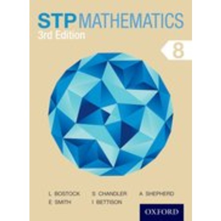 STP Mathematics 8 Student Book (ISBN: 9781408523797)