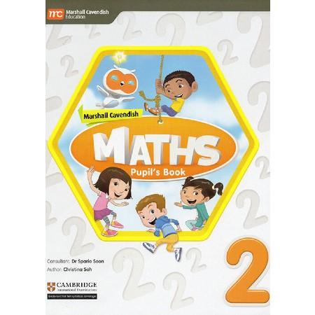 Marshall Cavendish Maths Pupil\'s Book with enhanced EB 2 (ISBN: 9789813165359)
