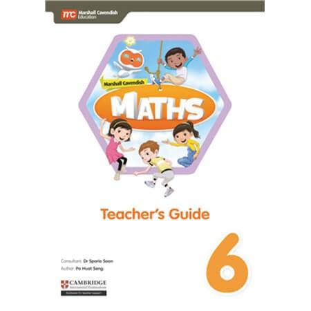 Marshall Cavendish Maths Teacher\'s Guide 6 (ISBN: 9789813163805)