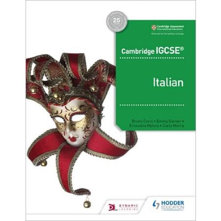 Cambridge IGCSE™ Italian Student Book (ISBN: 9781510448087)