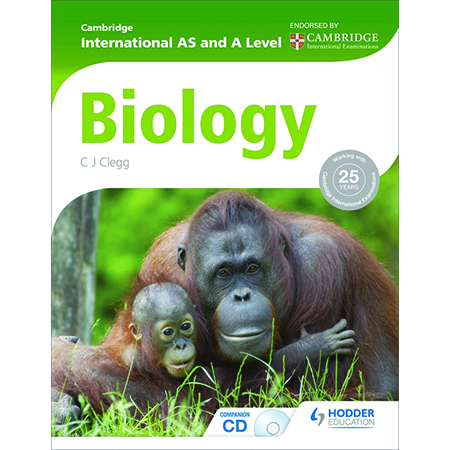 Cambridge International AS and A Level Biology (ISBN: 9781444175349)