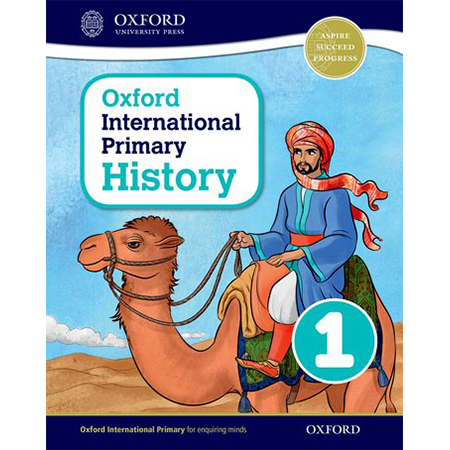 Oxford International Primary History: Student Book 1 (ISBN: 9780198418092)