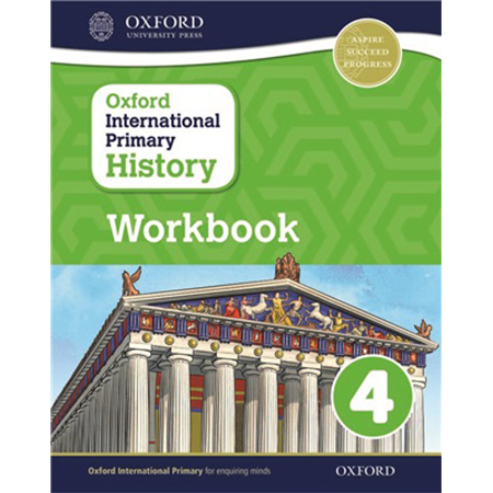 Oxford International Primary History: Workboook 4 (ISBN:9780198418184)