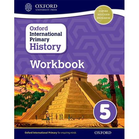 Oxford International Primary History: Workbook 5