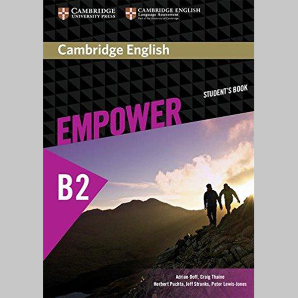Cambridge English Empower Upper Intermediate Students Book (ISBN: 9781107468726)