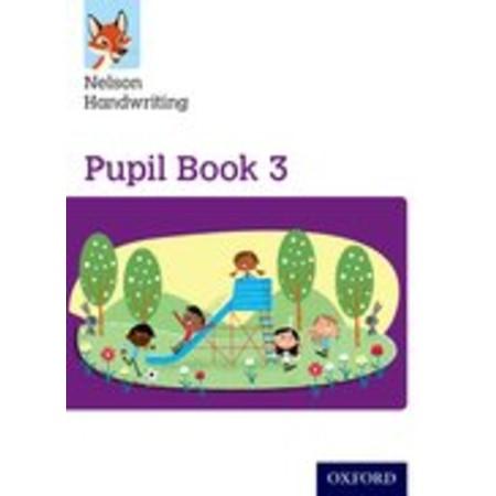 Nelson Handwriting Pupil Book 3 (ISBN: 9780198368571)