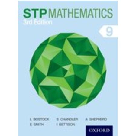 STP Mathematics 9 Student Book (ISBN: 9781408523803)