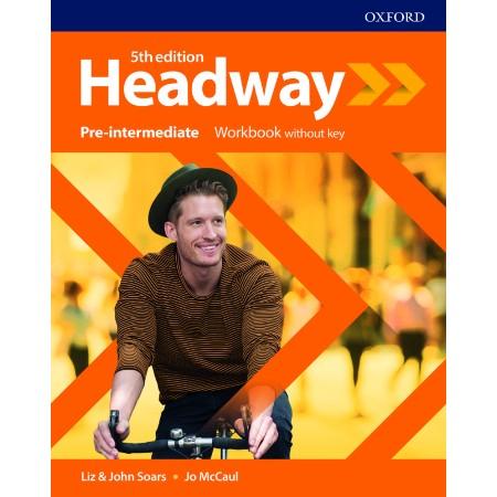Headway Pre-Intermediate Workbook without key (ISBN: 9780194529136)