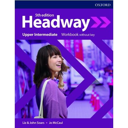 Headway Upper- Intermediate Workbook without key (ISBN: 9780194547598)