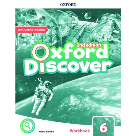 Oxford Discover Level 6 Workbook with Online Practice (ISBN: 9780194054041)