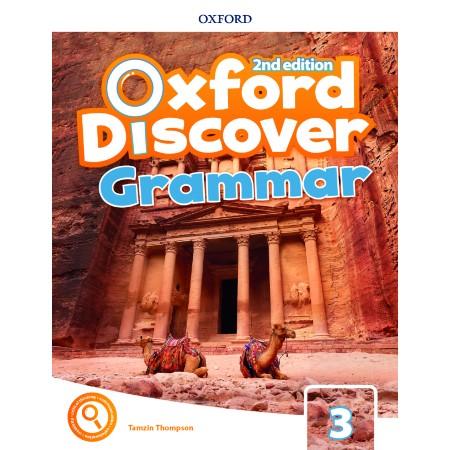 Oxford Discover Level 3 Grammar Book (ISBN: 9780194052757)