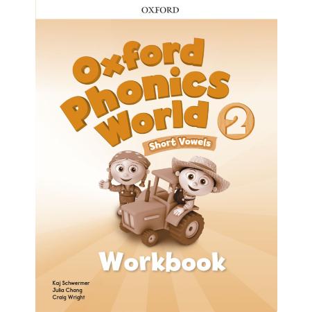Oxford Phonics World Level 2 Workbook (ISBN: 9780194596237)