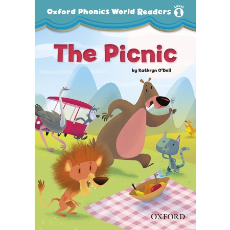 Oxford Phonics World Readers Level 1 The Picnic (ISBN: 9780194589062)