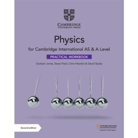 Cambridge International AS & A Level Physics (3rd Edition - 2022 Exam) Practical Workbook (ISBN: 9781108793995)