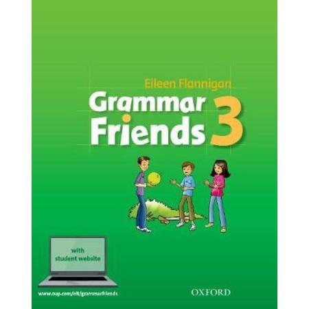 Grammar Friends 3 Student Book (ISBN: 9780194780025)