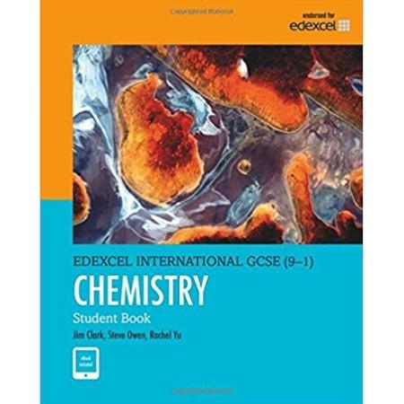 Pearson Edexcel International GCSE (9-1) Chemistry Student Book (ISBN: 9780435185169)