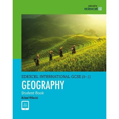 Pearson Edexcel International GCSE (9-1) Geography Student Book (ISBN: 9780435184834)