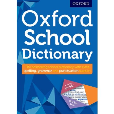 Oxford School Dictionary (ISBN: 9780192747105)