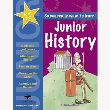 Junior History Book 2 (ISBN: 9781902984957)