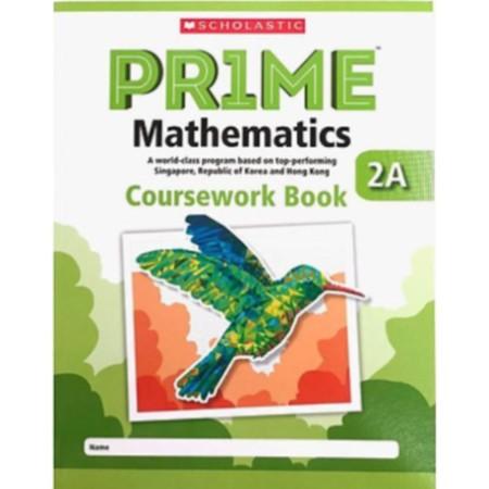 Prime Mathematics Coursework Book 2A (ISBN: 9789810904869)