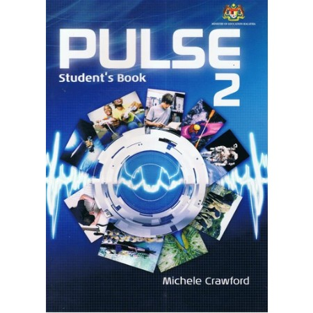 Pulse 2 Student\'s Book (ISBN: 9789672070016)
