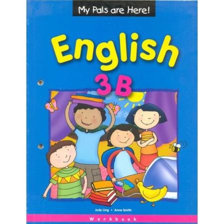 My Pals Are Here ! English Workbook 3B (ISBN: 9789810157814)