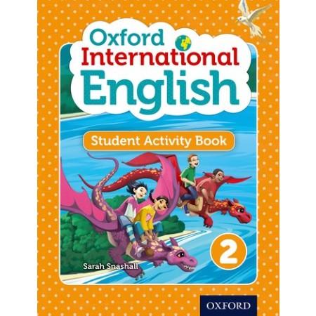 Oxford International English Student Activity Book 2 (ISBN: 9780198392187)