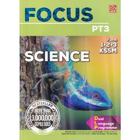 FOCUS KSSM PT3 SCIENCE 2020 (ISBN: 9789672375067)