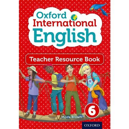 Oxford International Primary English Teacher Resource Book 6 (ISBN: 9780198388869)