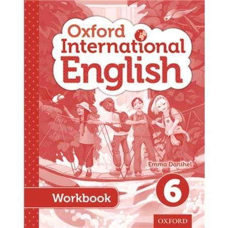 Oxford International Primary English Student Workbook 6 (ISBN: 9780198388852)