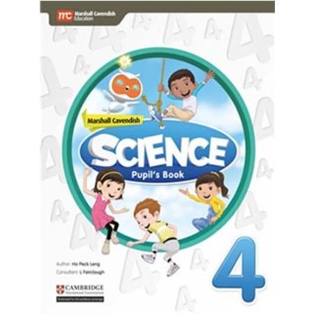 MARSHALL CAVEN SCIENCE: PUPIL\'S BK 4 (ISBN: 9789813163812)