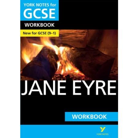 Jane Eyre: York Notes for GCSE (9-1) Workbook (ISBN: 9781292138114)