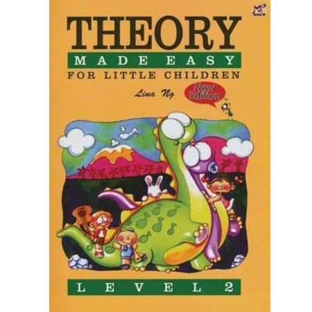 Theory Made Easy for Little Children Level 2 (ISBN: MPT-3005-02)