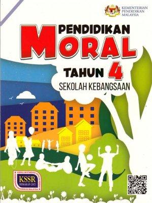 Pendidikan Moral Tahun 4 (ISBN: 9789834924768)