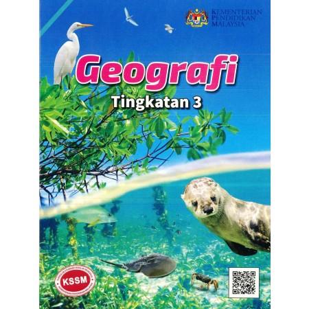 Geografi KSSM Tingkatan 3 (ISBN: 9789670463506)