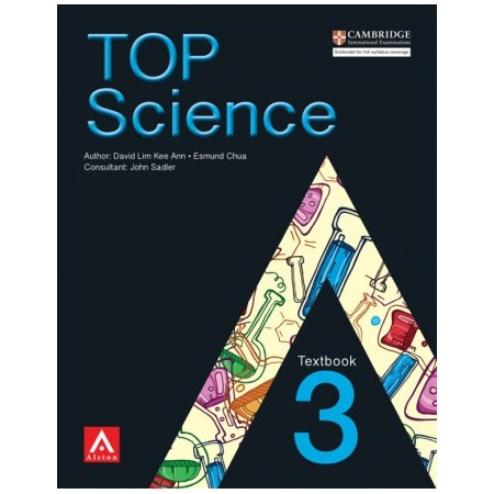 Top Science Textbook 3 (ISBN: 9789814437530)