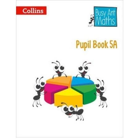 Busy Ant Maths Pupil Book 5A (ISBN: 9780007568338)