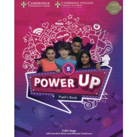 Power Up Pupil's Book 5 (ISBN: 9781108413831)