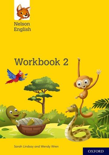 Nelson English Year 2/Primary 3 Workbook 2 (ISBN: 9780198419891)
