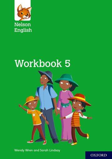Nelson English Year 5/Primary 6 Workbook 5 (ISBN:9780198419921)