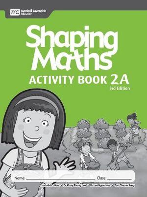 Shaping Maths Activity Book 2A (3E) (ISBN:9789810119171)