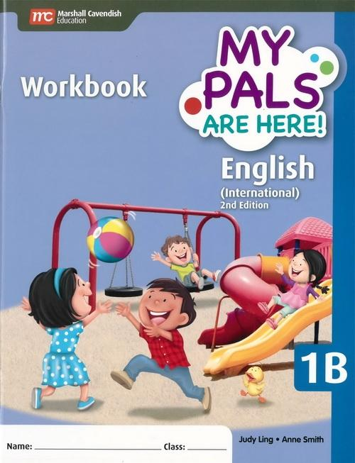 My Pals are Here ! English Workbook 1B - 2E (ISBN:9789810199142)