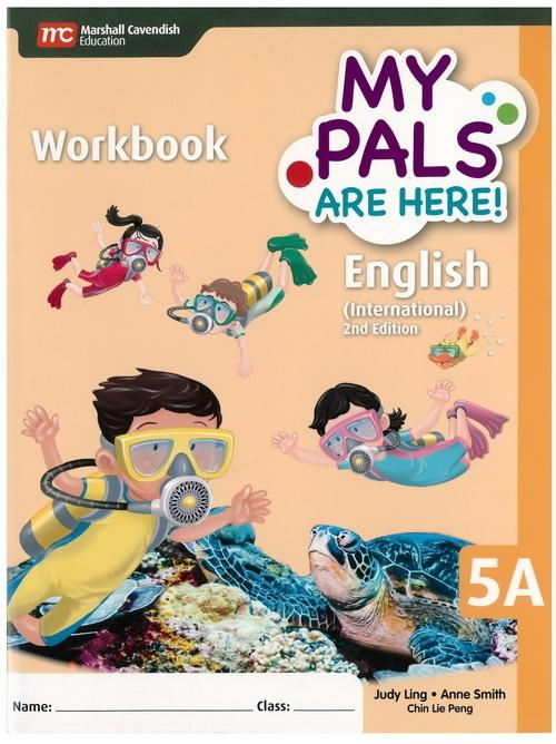 My Pals are Here ! English Workbook 5A - 2E (ISBN:9789810199210)