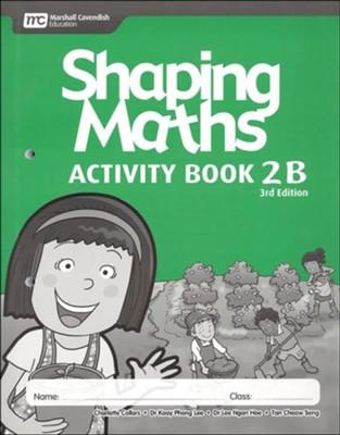Shaping Maths Activity Book 2B (3E) (ISBN:9789810119195)