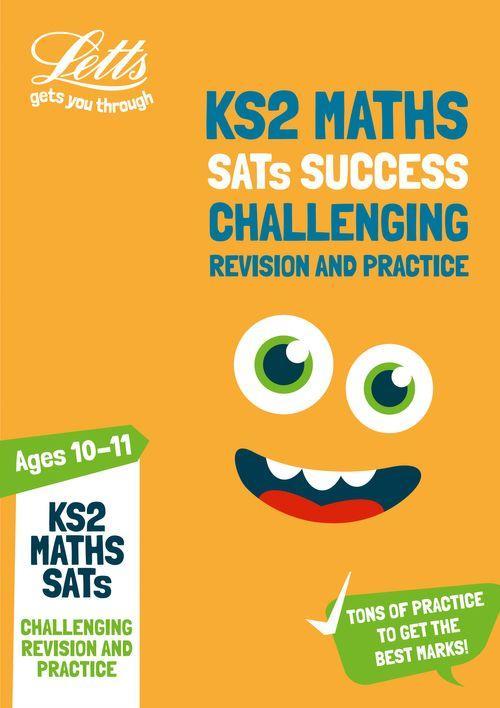 KS2 CHALLENGING MATHS AGE 10-11 (ISBN:9780008294069)