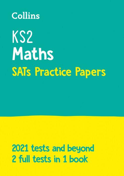 KS2 SATS MATHS PRACTICE TEST PAPERS (ISBN:9780008384517)