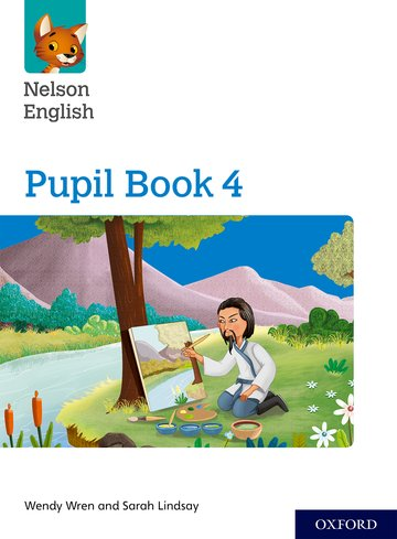 Nelson English Year 4/Primary 5 Pupil Book 4 (ISBN:9780198419822)